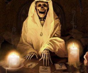 Oración a la Santa Muerte para pedirle trabajo