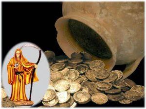 Oración de la Santa Muerte para el Dinero