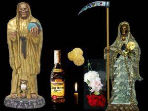 Oración de la Santa Muerte para el Dinero por necesidad