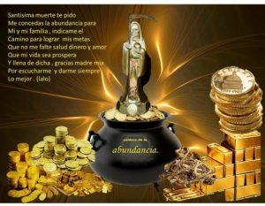 oracion a la santisima para el dinero urgente
