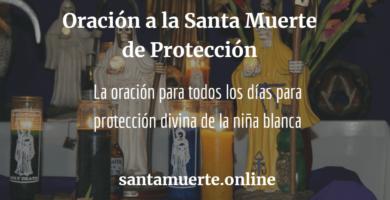 oración de protección