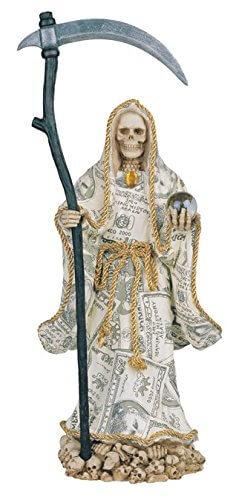 santa muerte protección