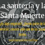 santería santa muerte
