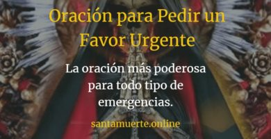 pedirle un favor