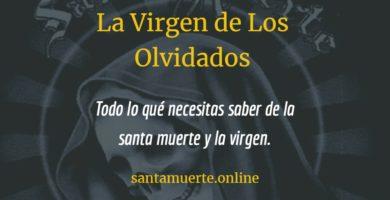 santa muerte virgen maría
